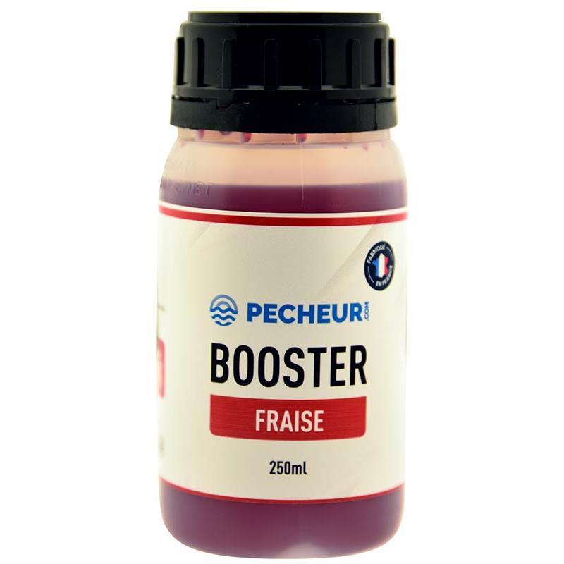 Baits & Additives Pecheur.com PECHEUR.COM BY CAP RIVER BOOSTER FRAISE