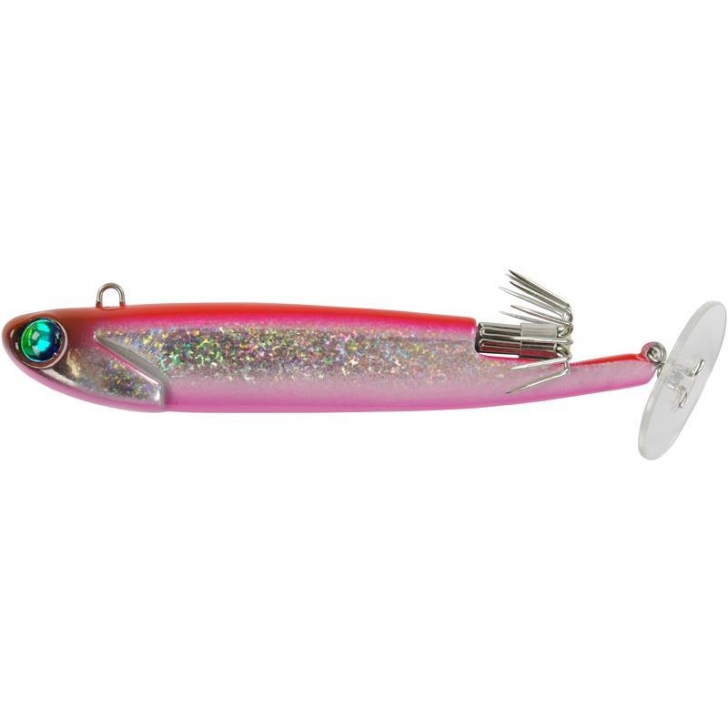 Lures Fiiish POWER TAIL SQUID DEEP 50G FRESH PINK