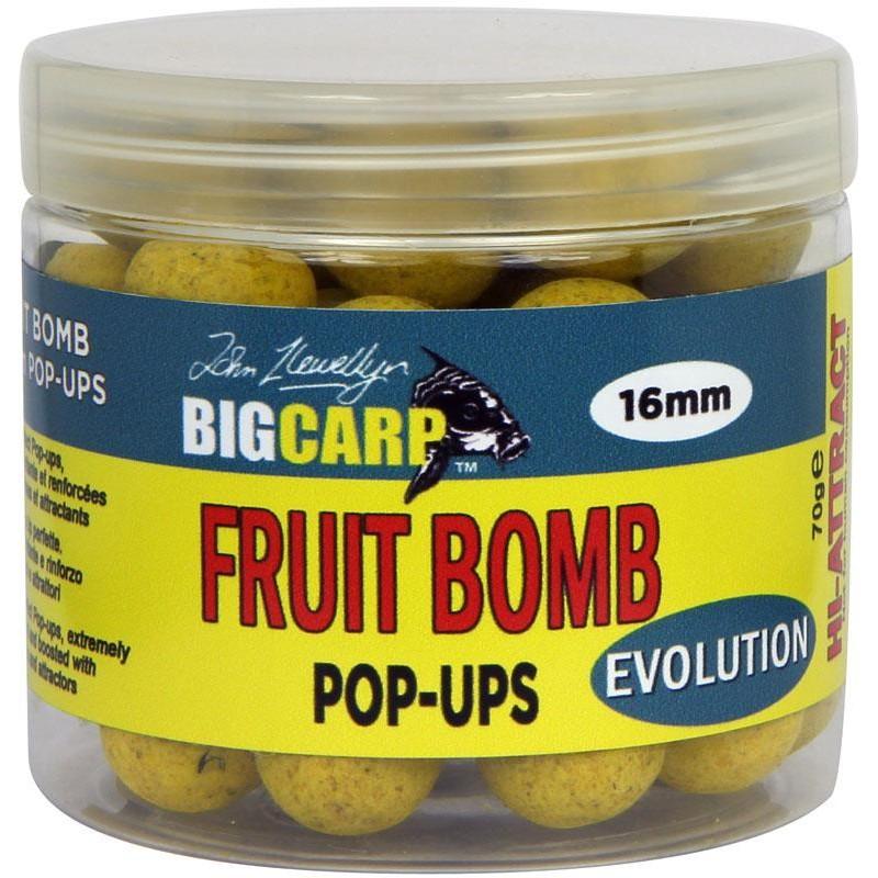 POP UPS FRUIT BOMB Ø 16MM