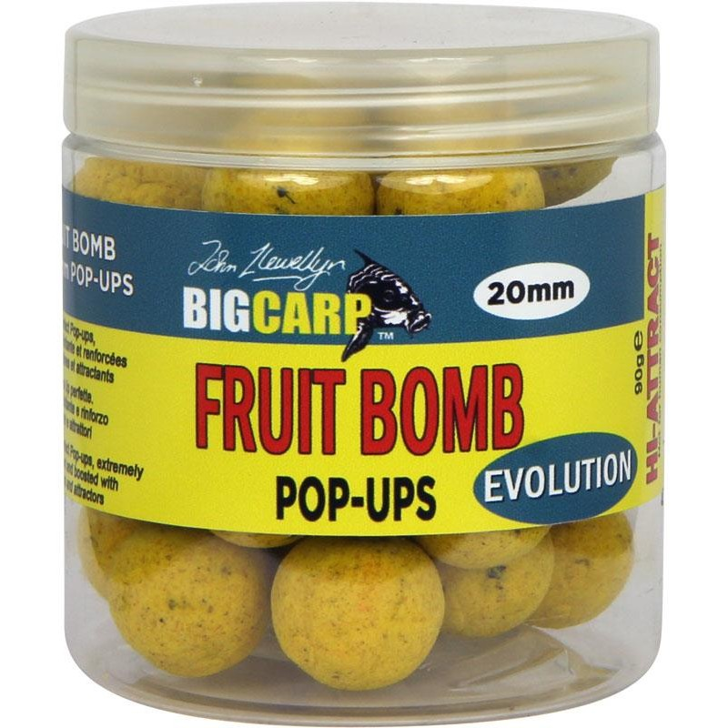 POP UPS FRUIT BOMB Ø 20MM