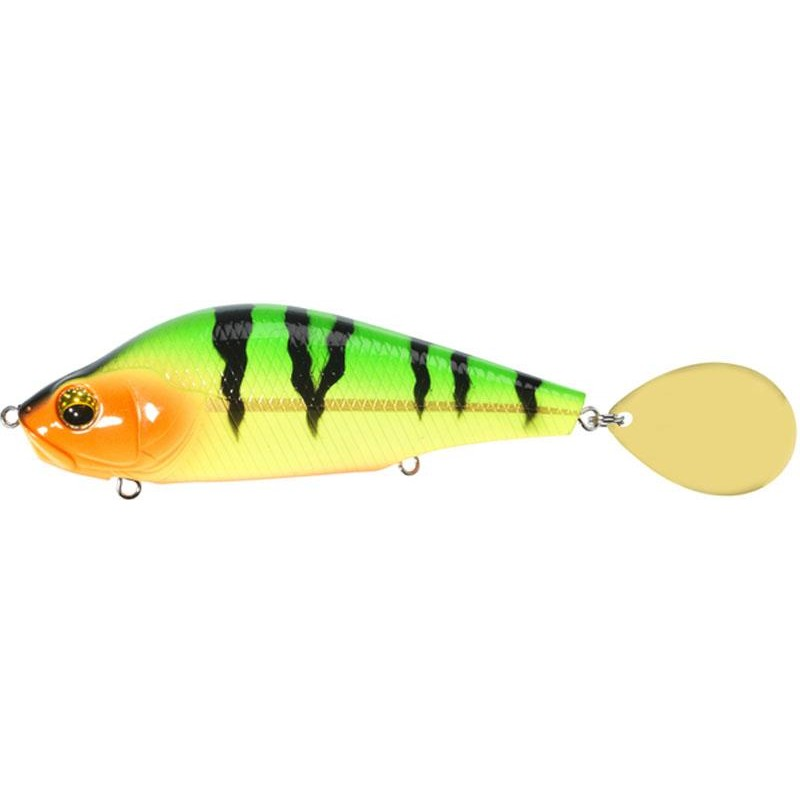 SPIN GLIDER 90G FTG - FIRE TIGER GOLD