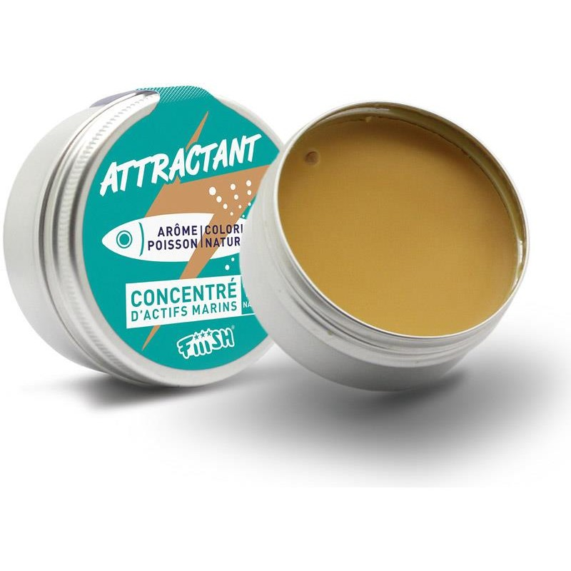 Baits & Additives Fiiish ATTRACTANT 40G GAM385