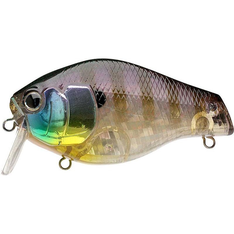 Lures Lucky Craft BIG SEARCH BULL 10CM GHOST GILL