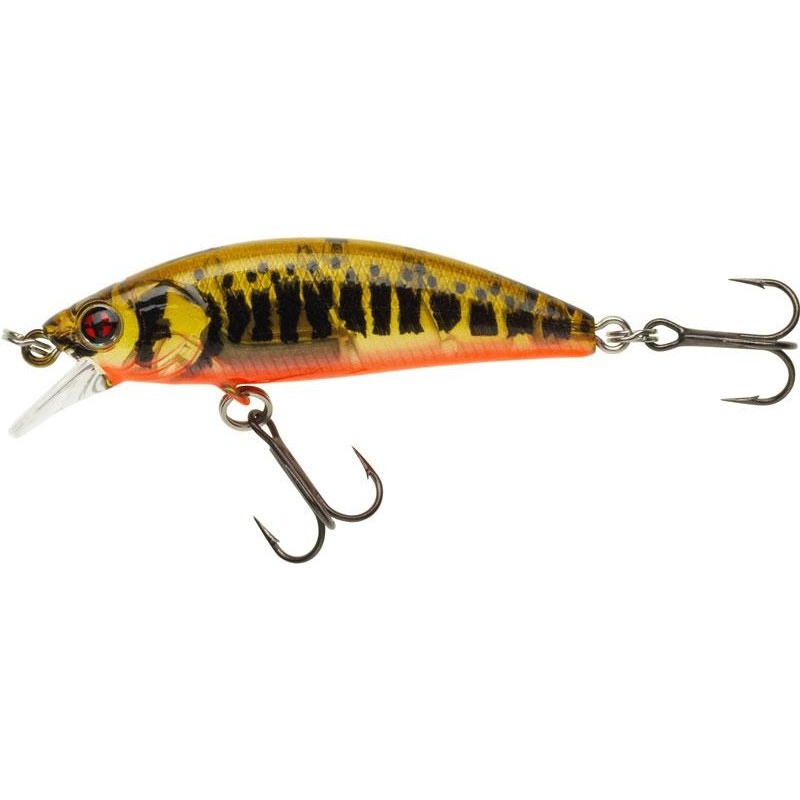 Lures Sakura PHOXY MINNOW HW LEURRE COULANT 6CM GHOST GREEN VAIRON