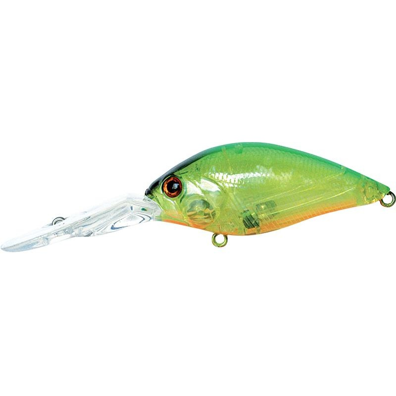 CRANK 70 SDR 7CM GHOST HG LIME CHARTREUSE