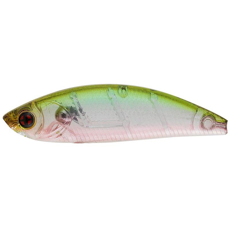 PHOXY MINNOW HW LEURRE SUSPENDING 4CM GHOST MINNOW