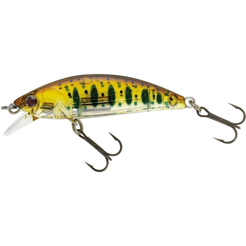 Lures Sakura PHOXY MINNOW HW LEURRE COULANT 6CM GHOST NATURAL TROUT
