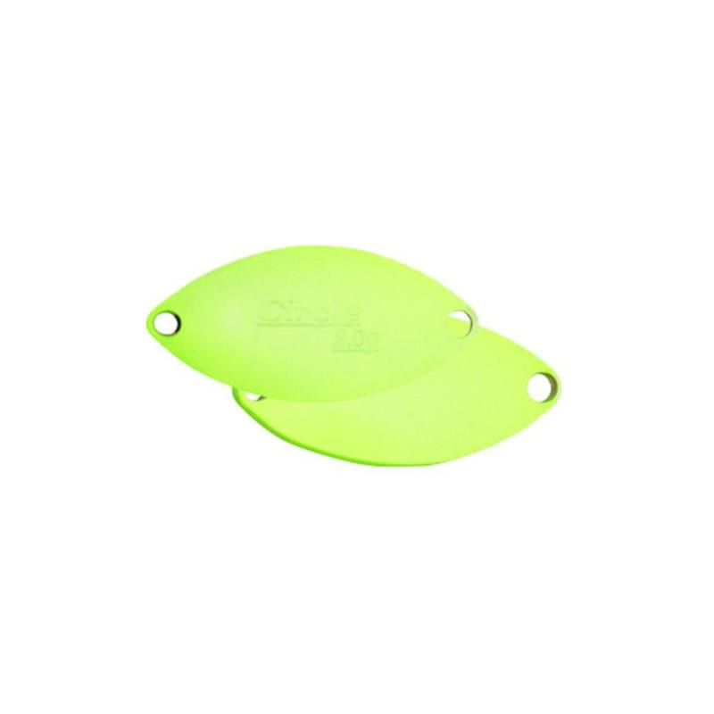 Lures Valkein CIRCLE 2.8G GLOW GREEN