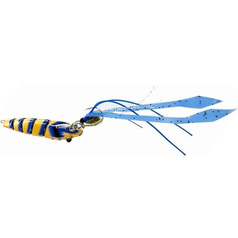 Lures Fiiish CANDY SHRIMP 90G GOLD BLUE