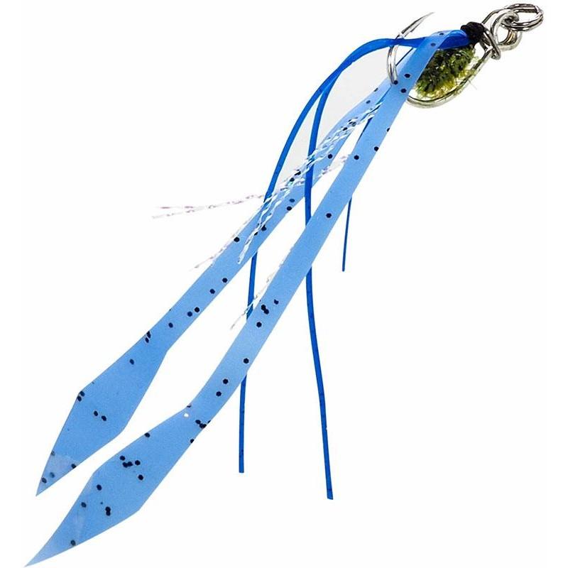 HAMECON MONTE FIIISH POUR CANDY SHRIMP 15/30G - PAR 2 - Gold Blue