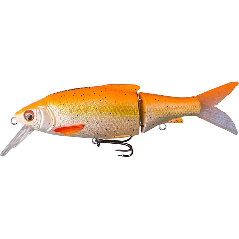 3D ROACH LIPSTER 18CM GOLD FISH