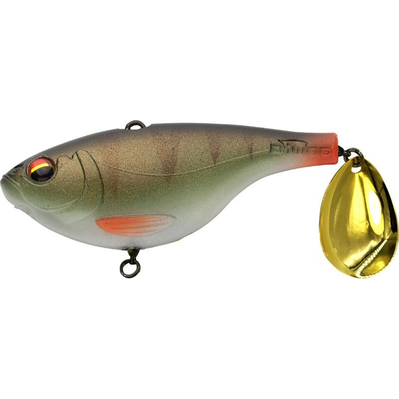 DIVINATOR KOMPACT 9.5CM GOLD PERCH