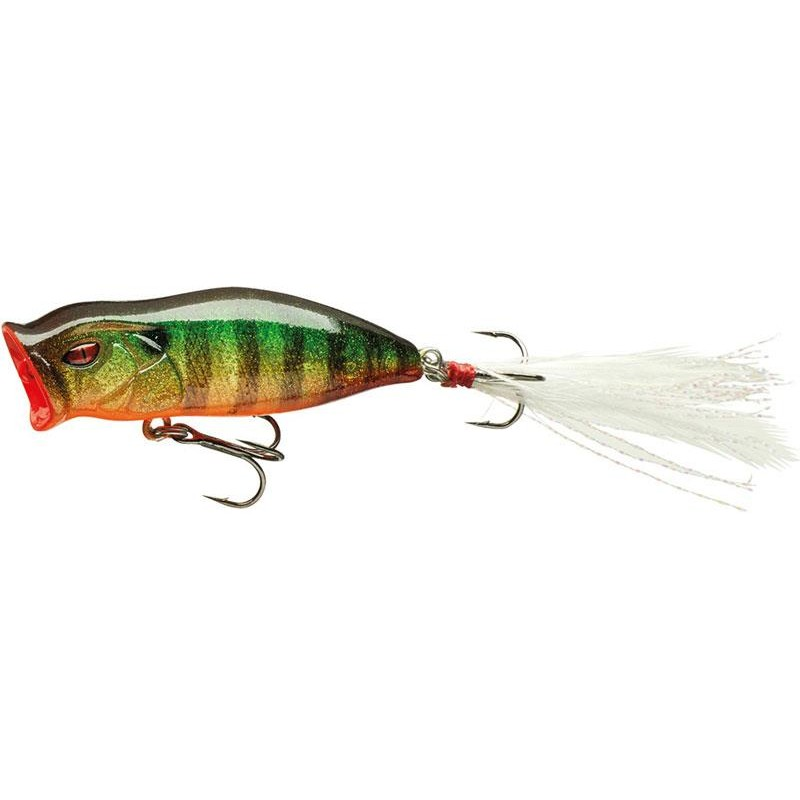 Lures Daiwa PROREX MINI POPPER 55F 5.5CM GOLD PERCH