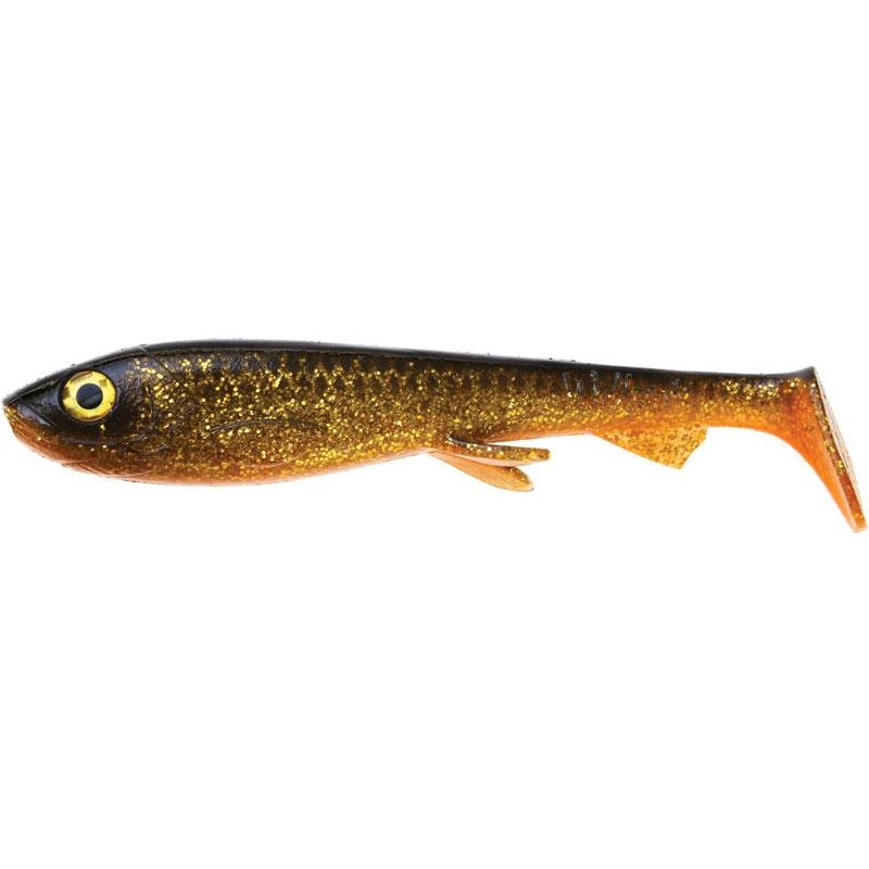 Lures Wolfcreek Lures SHAD 23CM GOLDEN SHINER