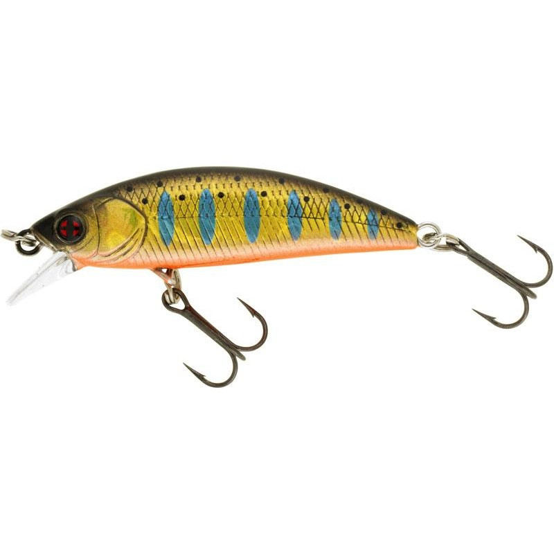 Lures Sakura PHOXY MINNOW HW LEURRE COULANT 6CM GOLDEN TROUT