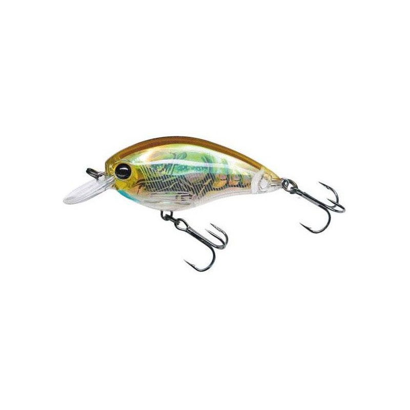 Lures Yo-Zuri 3DR SHALLOW CRANK 5CM GREEN CRAWFISH