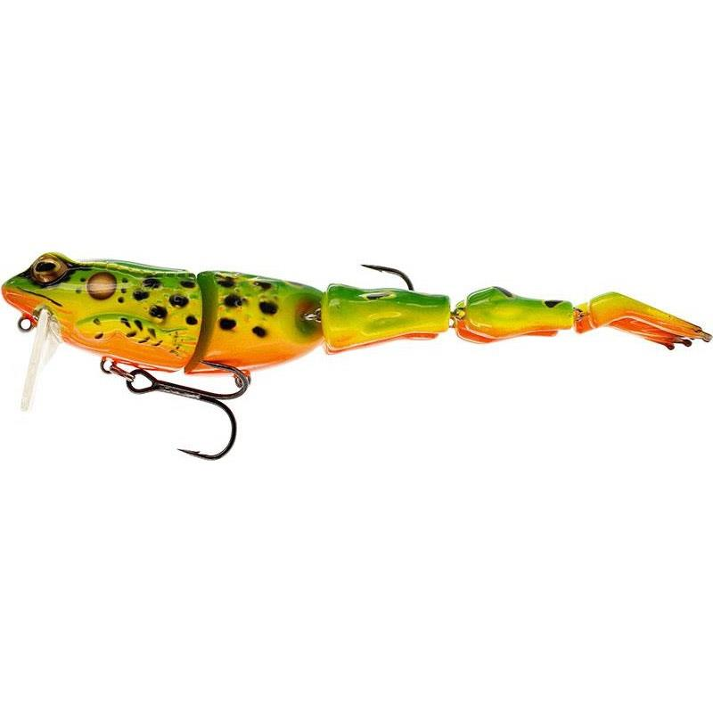 Lures Westin FREDDY THE FROG 13CM GREEN HOT FROG