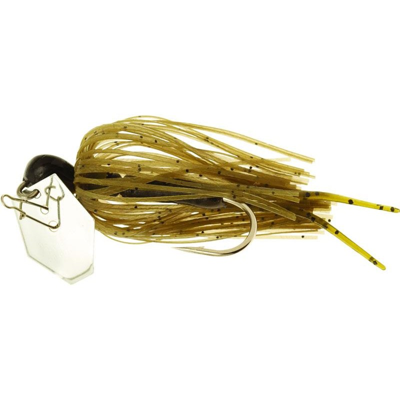 Lures Zman MINI GREEN PUMPKIN/BLACK - GREEN PUMPKIN-BLACK