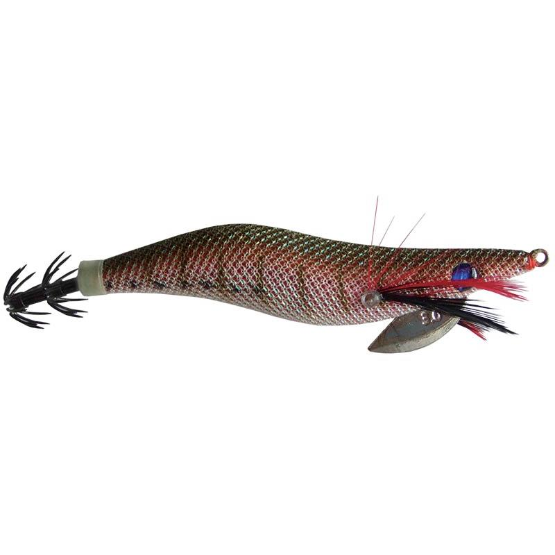 Lures Black Magic SQUID SNATCHERS 3.0 GREEN RED