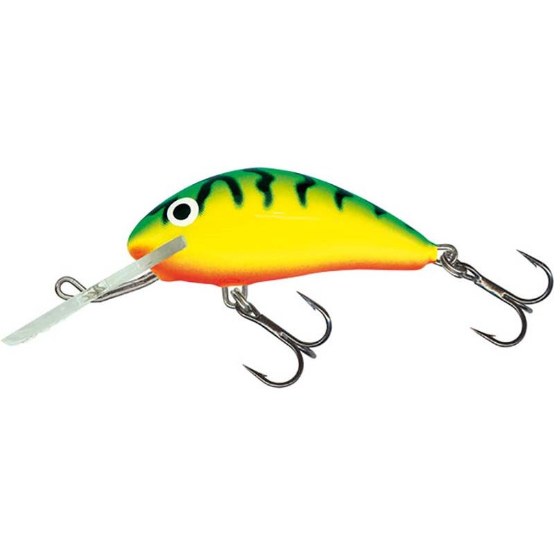 Lures Salmo HORNET SINKING 4CM GREEN TIGER