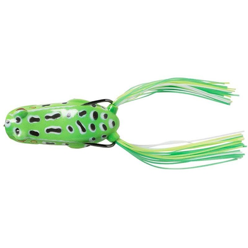3D POP FROG 7CM GREEN