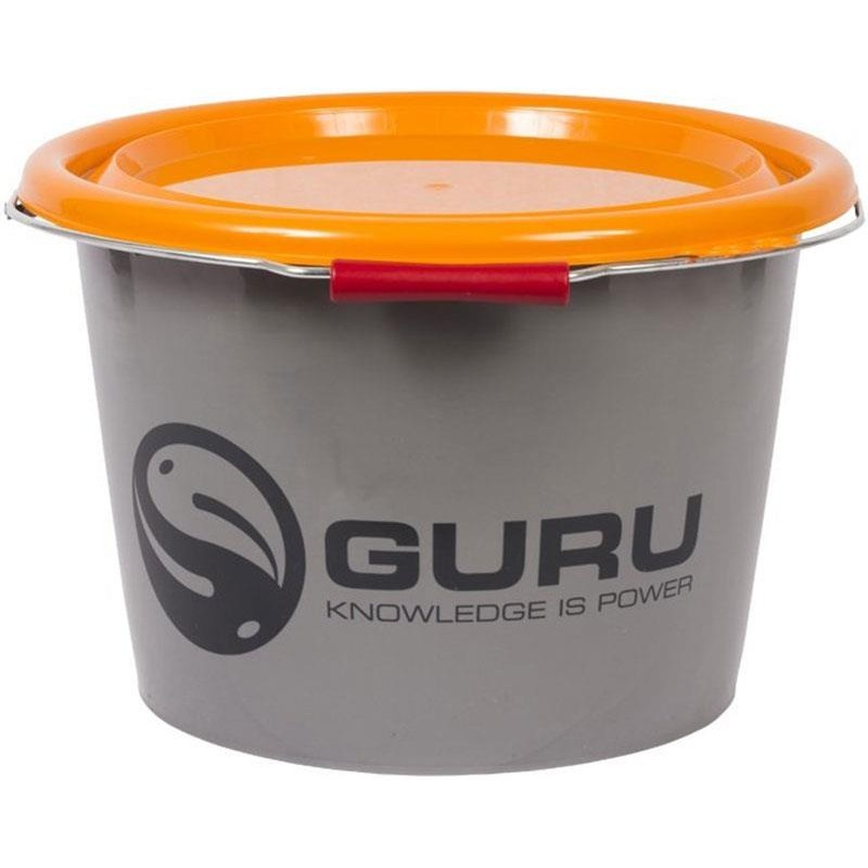 Baits & Additives Guru BUCKET GRIS