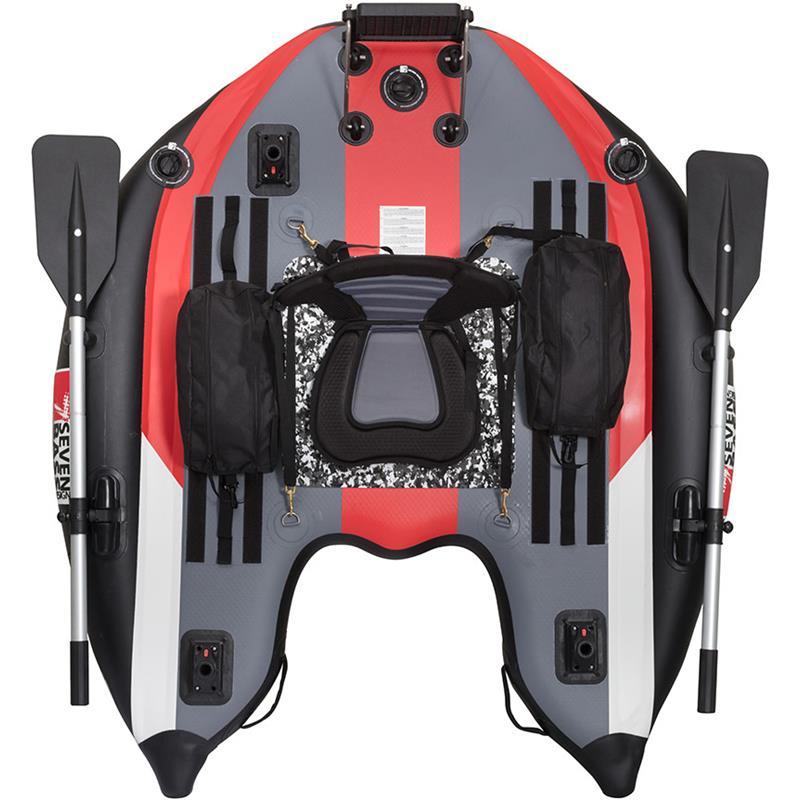 Embarcations Seven Bass Design FLATFORM JUNIOR GRIS