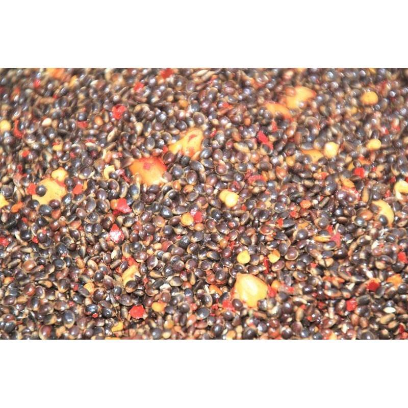 GRAINE PREPAREE NATURAL BAITS - Hemp Chili Maïs