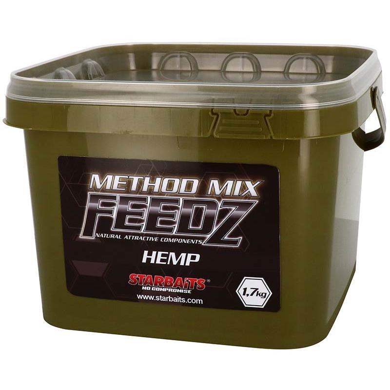 Baits & Additives Star Baits FEEDZ METHOD HEMP