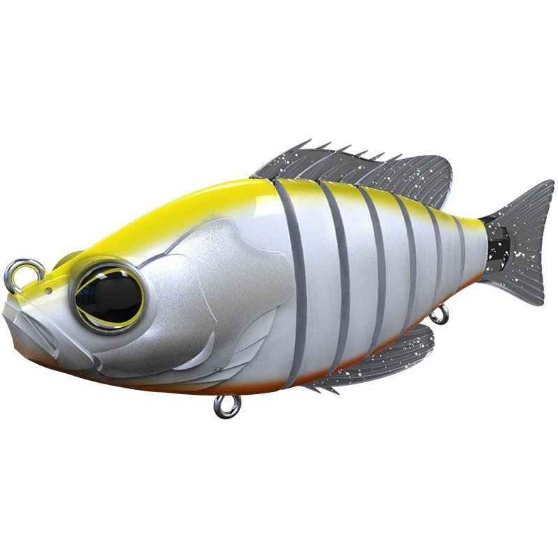Lures Biwaa Fishing Performance SEVEN 13CM HI VIZ