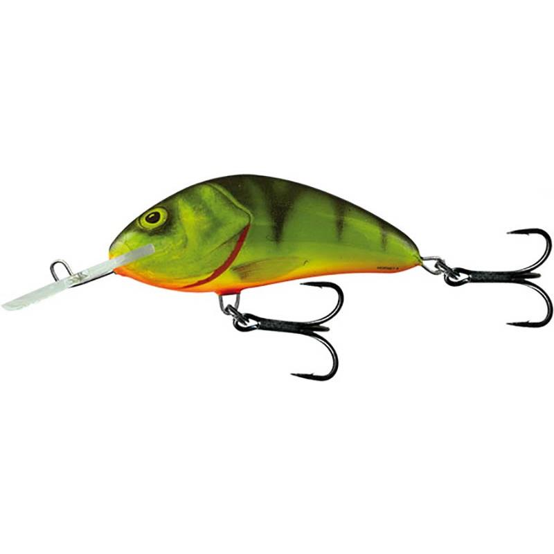 Lures Salmo HORNET FLOATING 9CM HOT PERCH