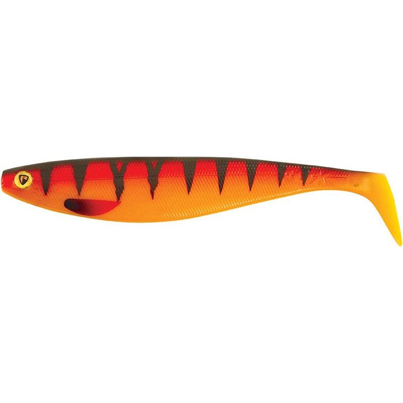 Lures Fox Rage PRO SHAD NATURAL CLASSIC II 18CM HOT TIGER