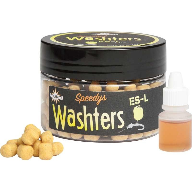 Baits & Additives Dynamite Baits SPEEDY'S WASHTERS JAUNE 5MM