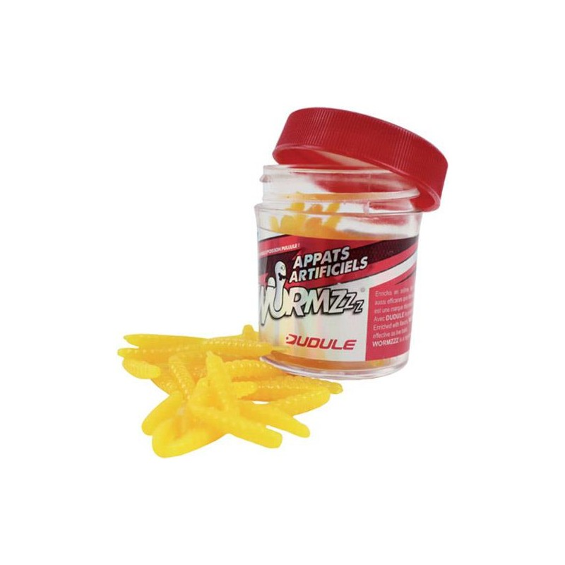 Baits & Additives Dudule APPAT ARTIFICIEL TEIGNES JAUNE