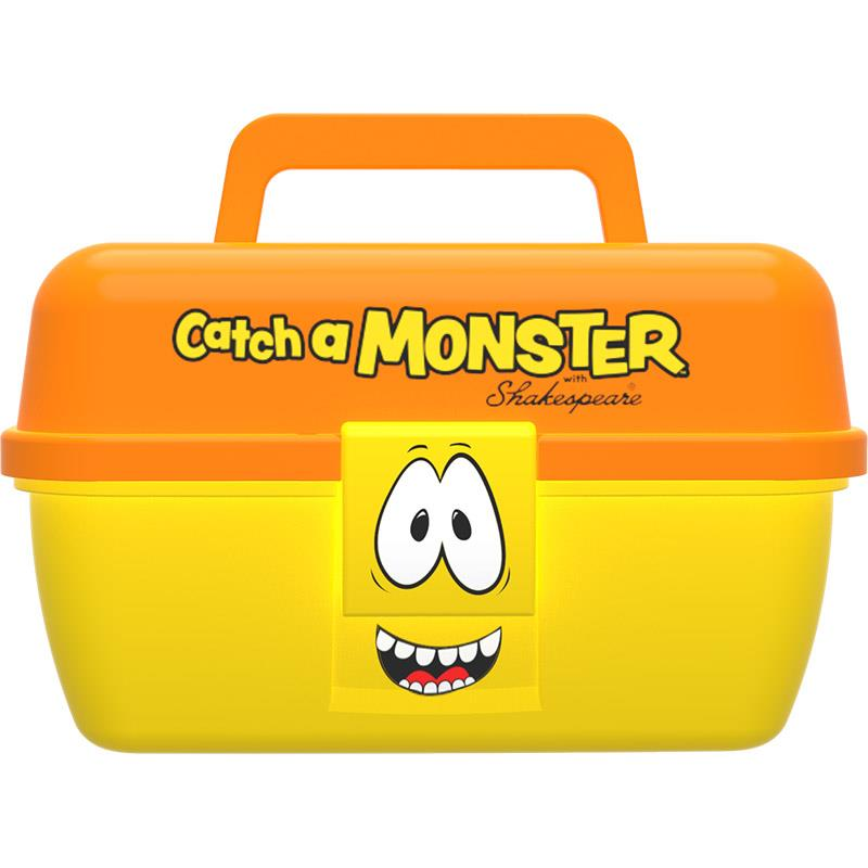 Accessories Shakespeare CATCH A MONSTER PLAY BOX JAUNE