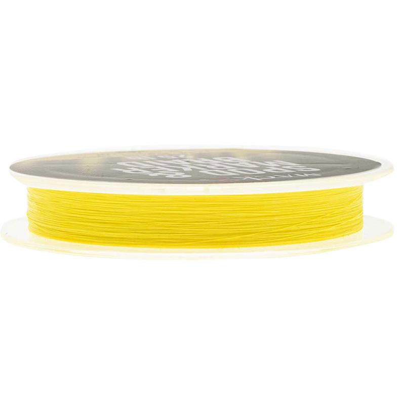 SPOD AND MARKER BRAID XLR 300M JAUNE