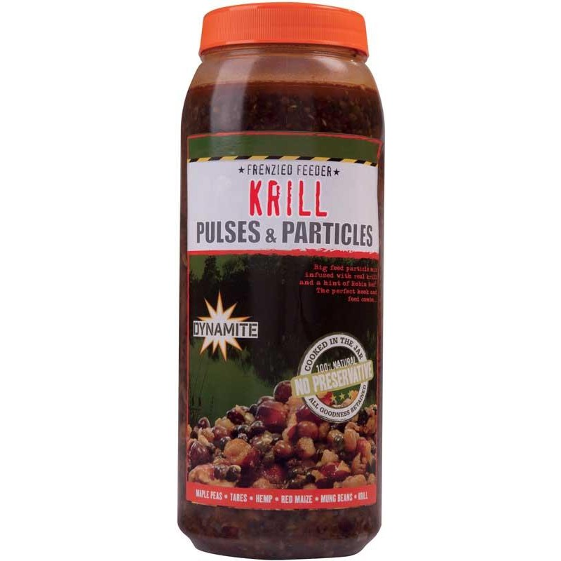 FRENZIED PULSES & PARTICLES KRILL 2.5L