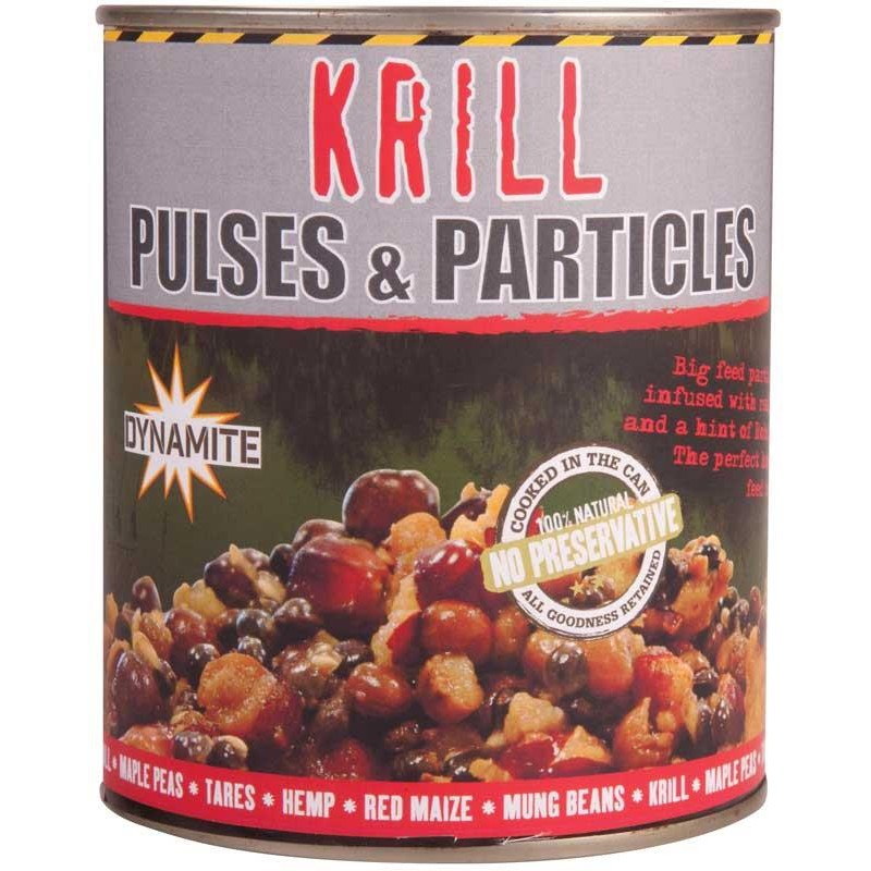 FRENZIED PULSES & PARTICLES KRILL 700G