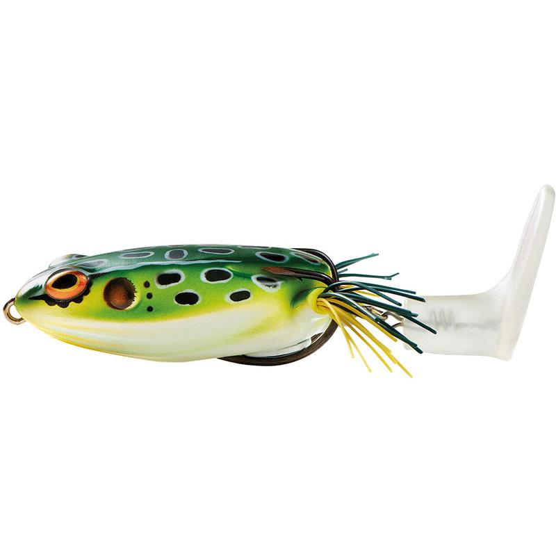 Lures Booyah TOAD RUNNER 11CM LEOPARD FROG