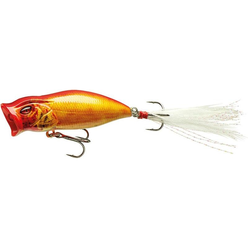 Lures Daiwa PROREX MINI POPPER 55F 5.5CM LIVE ORANGE BLEAK