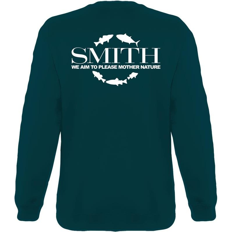 Apparel Smith TEE SHIRT MANCHES LONGUES HOMME MARINE