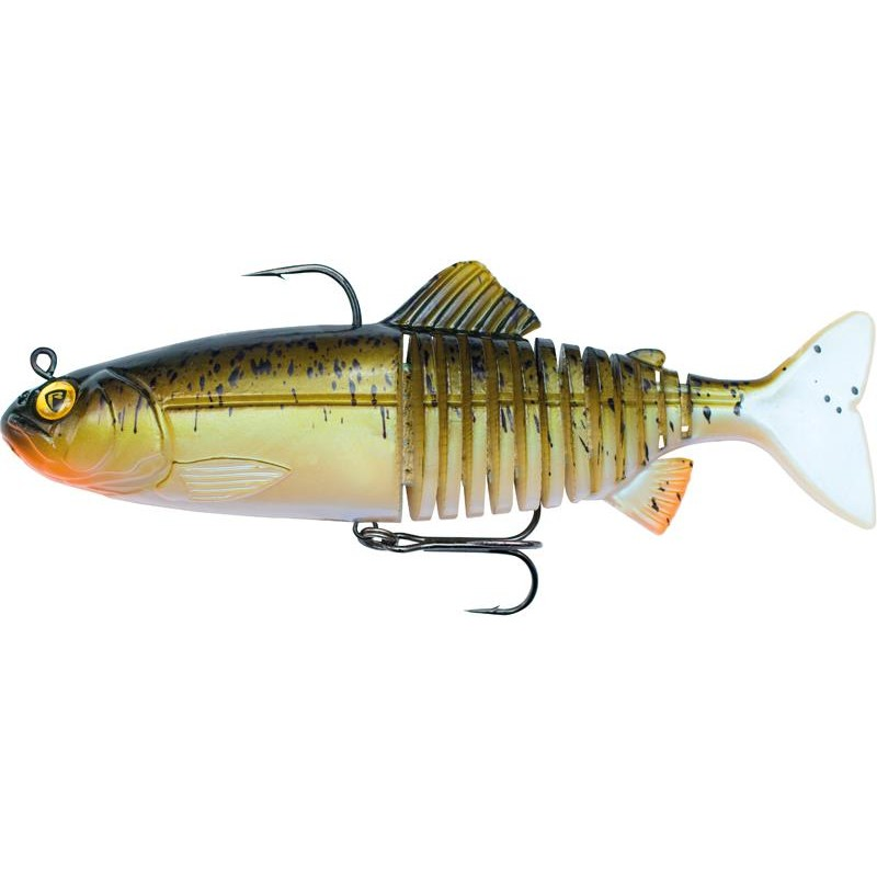 Lures Fox Rage JOINTED REPLICANT 18CM MARBLE