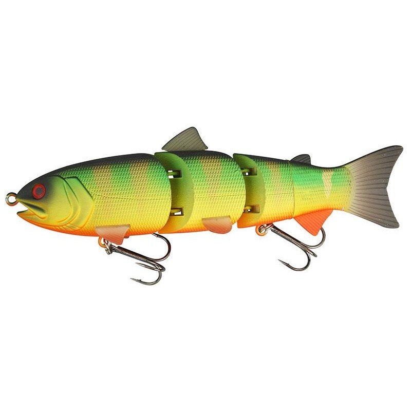 Lures Spro BBZ1 SWIMBAIT 15CM 55G MAT FIRE TIGER
