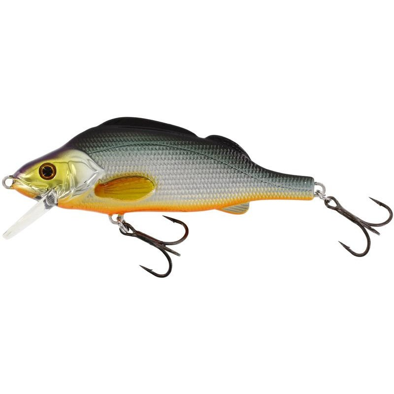 PERCY THE PERCH 10CM MEAN MACHINE