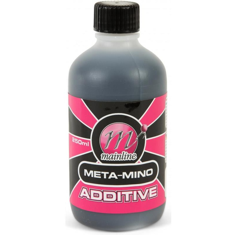 Baits & Additives Mainline Baits ADDITTIVES 250ML META MINO