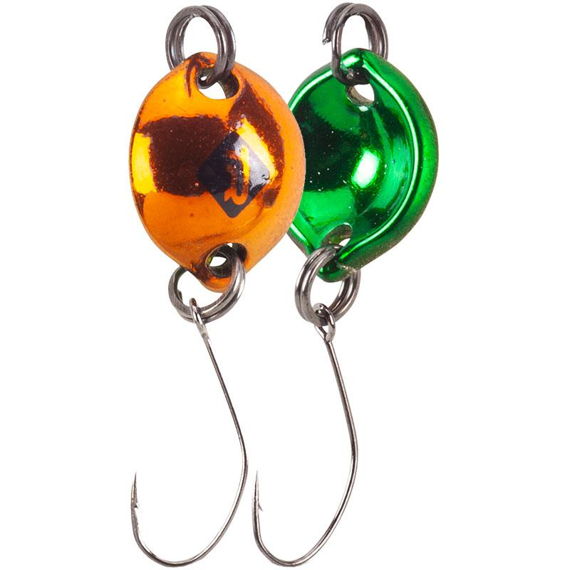 Lures Iron Trout BUTTON SPOON MGG