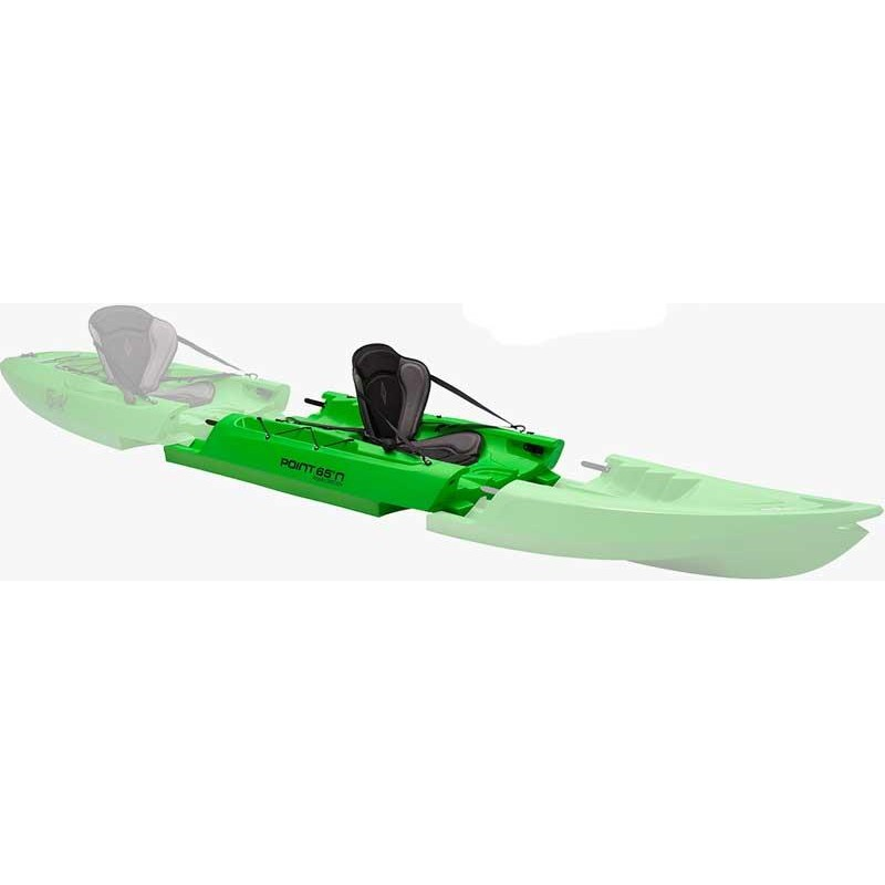 Crafts Point 65°N TEQUILA GTX MODULE SUPPLEMENTAIRE POUR KAYAK MODULABLE MODULE SUPPLÉMENTAIRE LIME