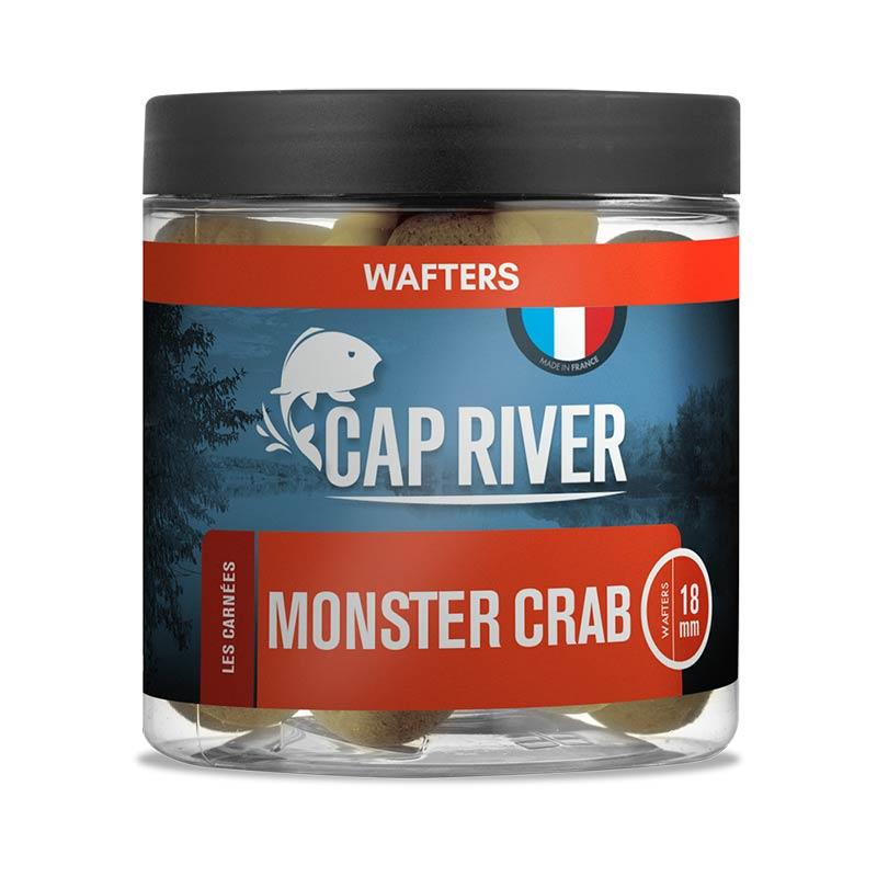 Appâts & Attractants Cap River WAFTERS MONSTER CRAB 18MM