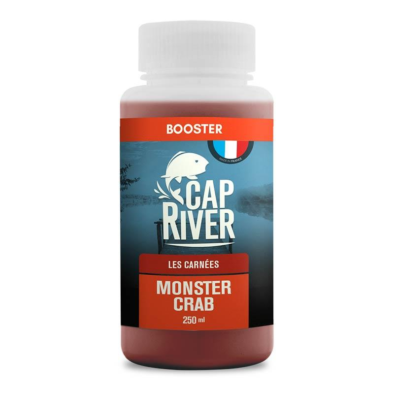 Baits & Additives Cap River BOOSTER MONSTER CRAB 250ML