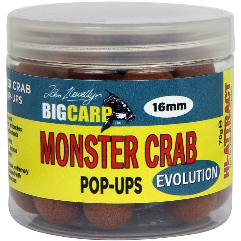 POP UPS MONSTER CRAB O 16MM